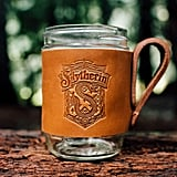 Slytherin Crest Leather Mug Hugger ($10–$12)