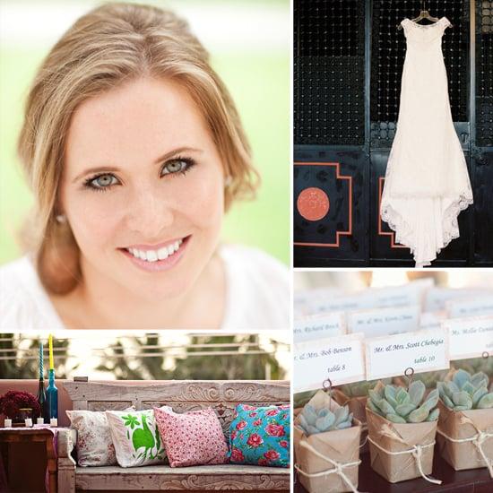 كيف تعيدين استخدام ديكورات وثياب زفافك