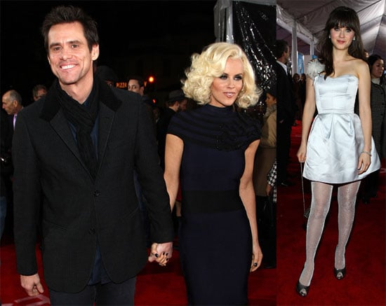 Jim, Jenny and Zooey Say Yes to LA