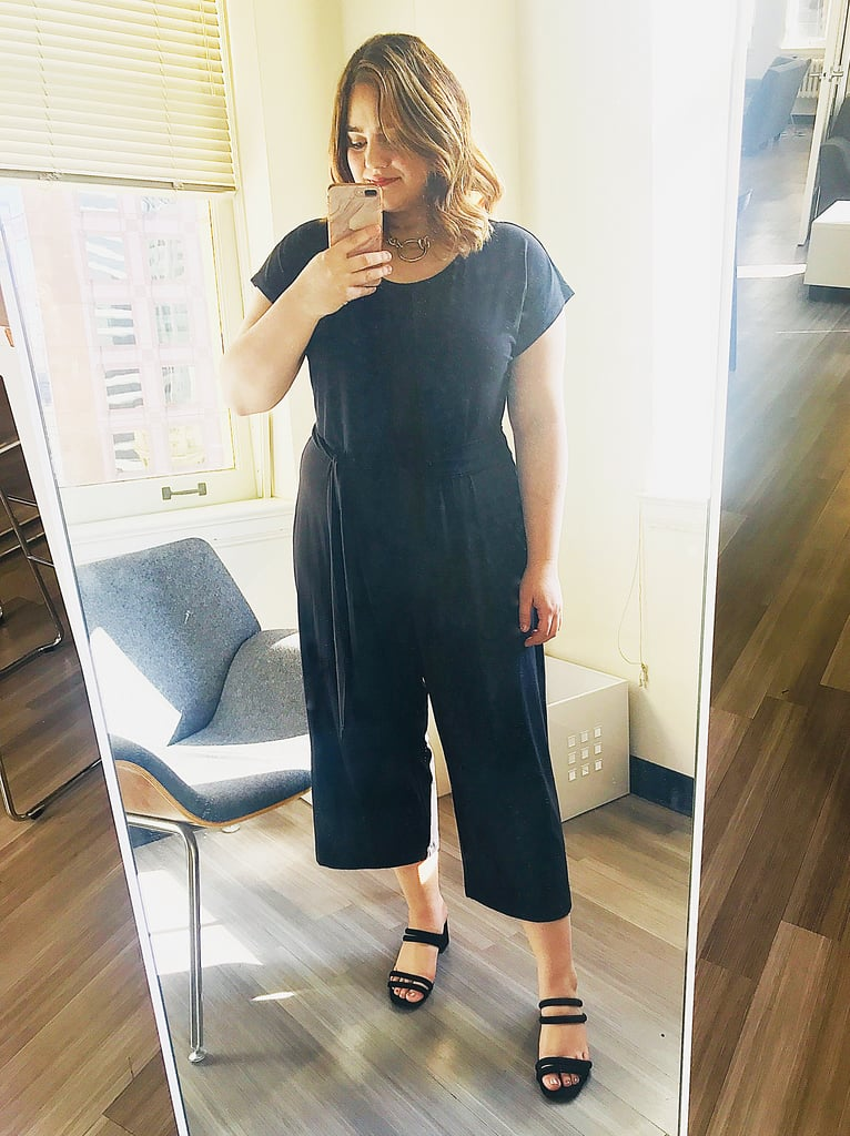 Cheap and Flattering Black Jumpsuit | | Editor Review 2020