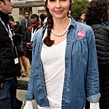 Pictured: Ashley Judd