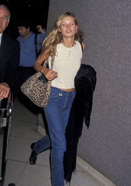 1994: Arriving at Los Angeles airport