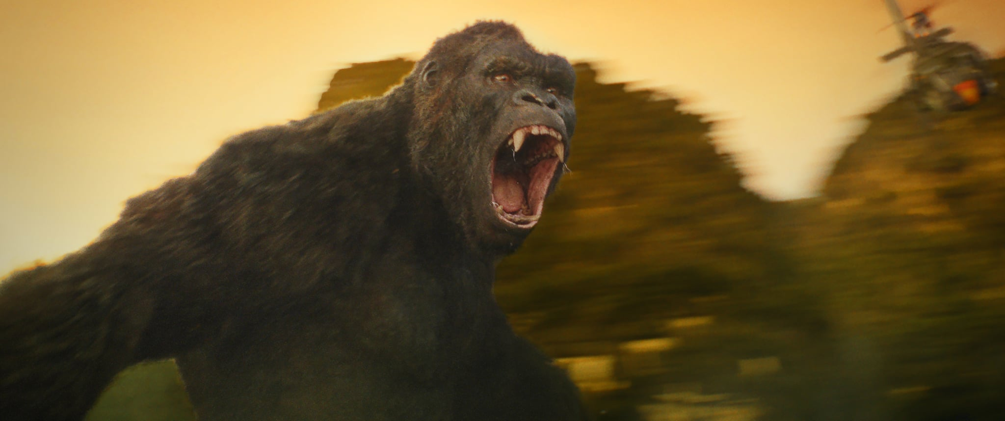 KONG: SKULL ISLAND, Kong, 2017. Warner Bros. Pictures/courtesy Everett Collection