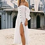 Free People Jayma Midi Dress
