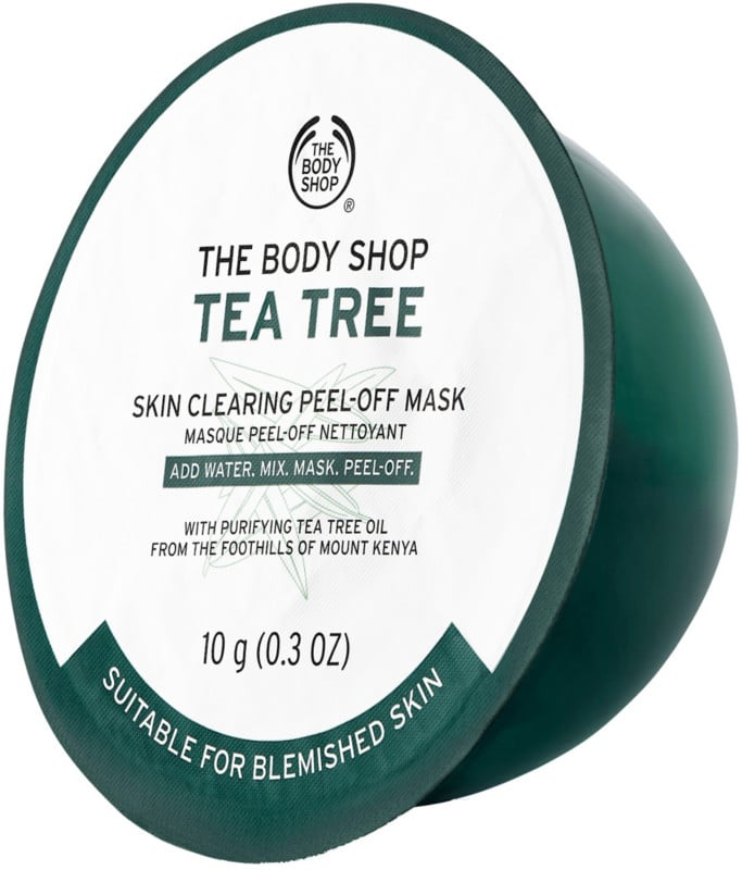 The Body Shop Tea Tree Anti-Imperfection Peel-Off Mask