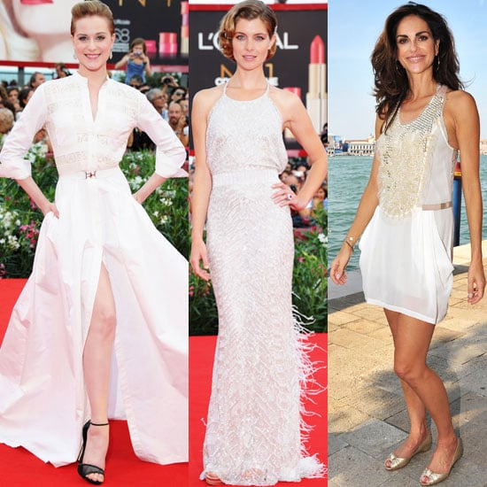 Venice Film Festival Fashion