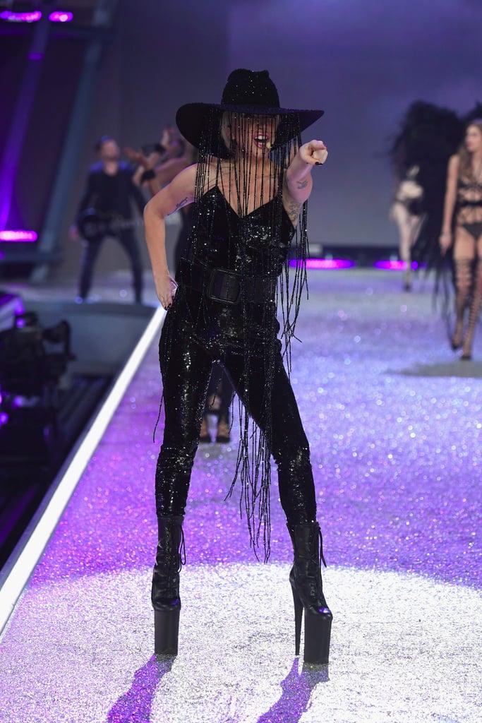 Lady Gaga Wearing Gladys Tamez Hats