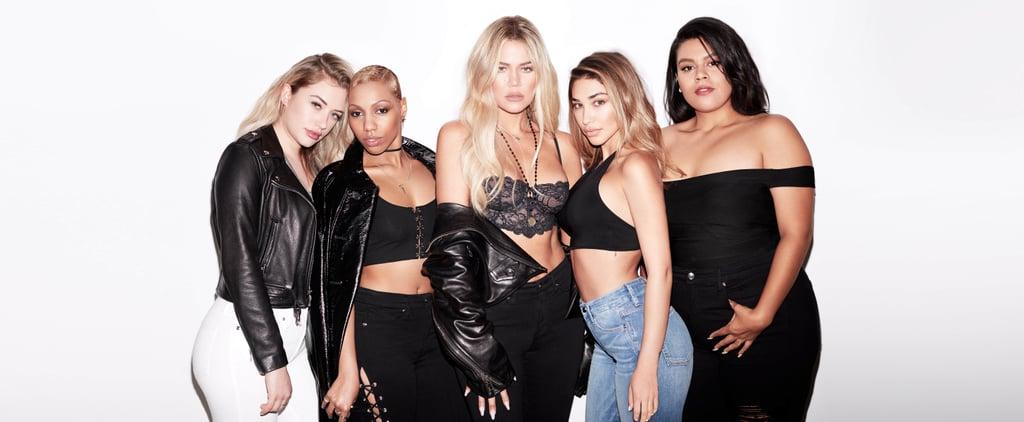 In the Blink of an Eye, Khloé Kardashian Drops Good American's Season 2 Collection