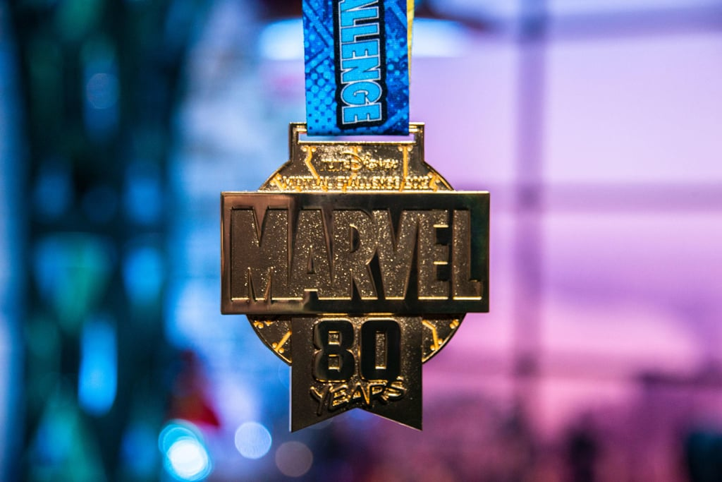 2019 RunDisney Virtual Series Celebrating 80 Years of Marvel