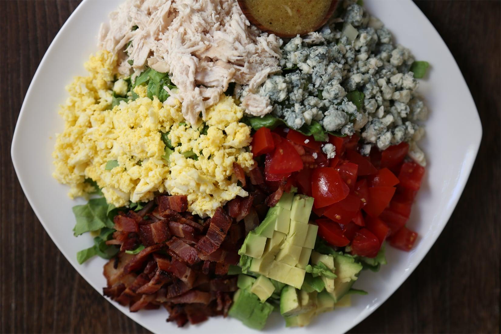California: Cobb Salad