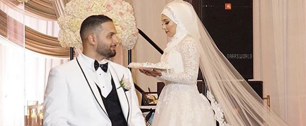 Photos of Muslim Brides