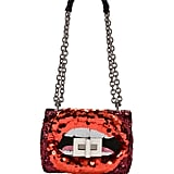 Tom Ford Natalia Large Soft Maxy Lip Sequin Shoulder Bag