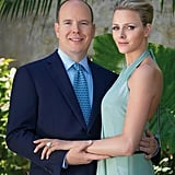 Princess Charlene of Monaco's Engagement Ring