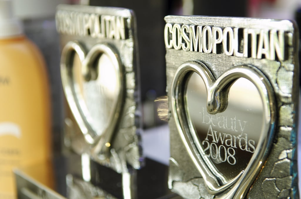 Cosmopolitan Beauty Awards 2008 Best Beauty Products