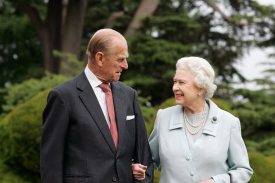 Queen Elizabeth and Prince Philip Anniversary Celebrations