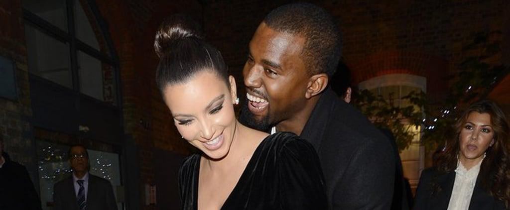 Look Back at Kim Kardashian and Kanye West's Photos Together