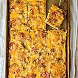 Meat-Lovers Breakfast Pizza