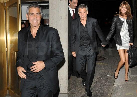 George Clooney Birthday Party