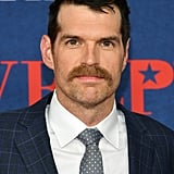 "Timothy Simons as Mr. Starnes, aka ""The Eagle"""