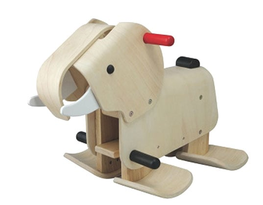Lil Links: Let Your Wee One Go on This Eco Elephant Ride!
