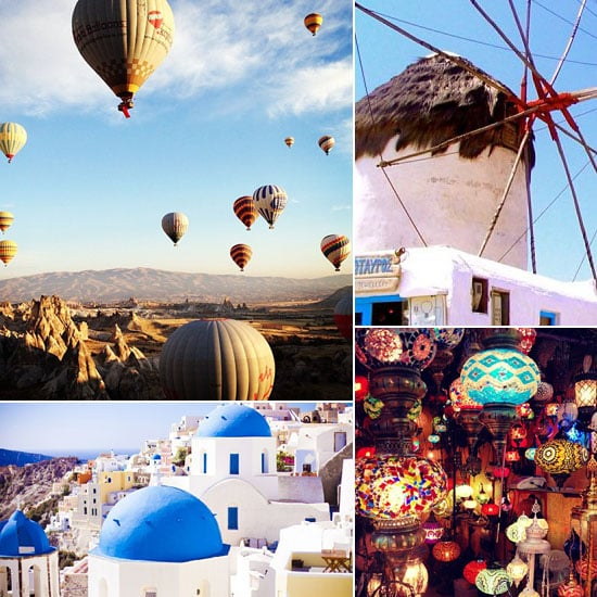 Best Sights in Greece and Turkey