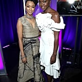 Pictured: Sonequa Martin-Green and Danai Gurira