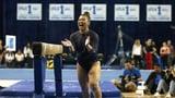 UCLA Gymnast Grace Glenn's History-Making Beam Routine