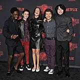Noah, Millie, and Their Costars Looked SO Grown Up at the Stranger Things Season 2 Premiere