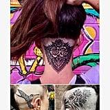 Scalp Tattoo Ideas