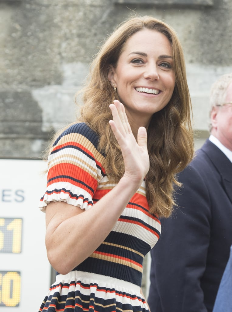 Kate Middleton at the King's Cup Regatta 2019