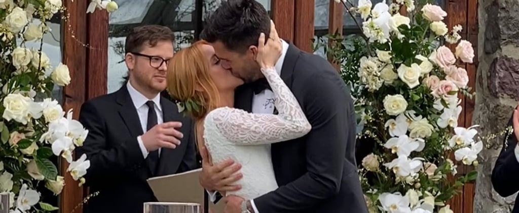 See Brittany Snow and Tyler Stanaland's Wedding Pictures