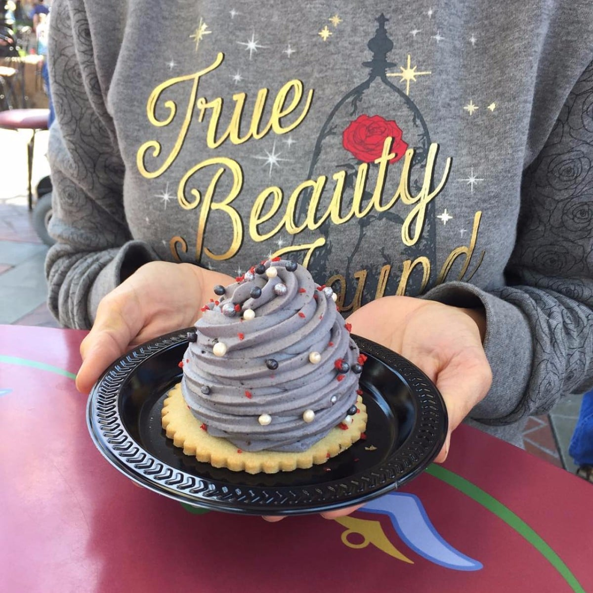 Where To Find The Grey Stuff At Disneyland