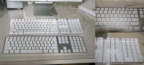 Apple Keyboard Review: New vs. Old