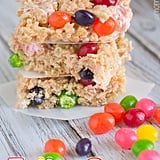 Jelly Bean Krispie Treats