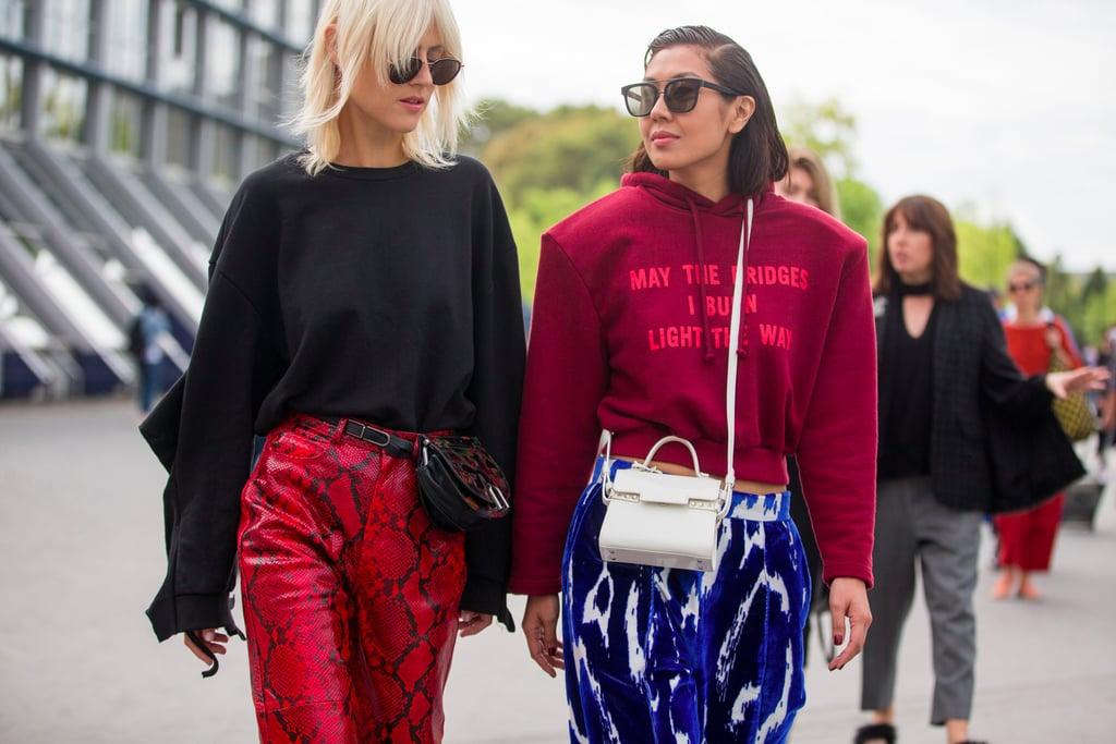 Sweatshirts That Look Like Vetements