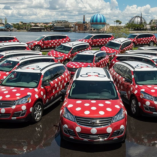 Disney World Minnie Vans Orlando Airport