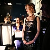 Nicole Kidman backstage at the 2013 Oscars.