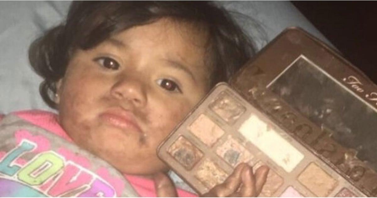 child eats too faced chocolate bar palette popsugar beauty. Black Bedroom Furniture Sets. Home Design Ideas