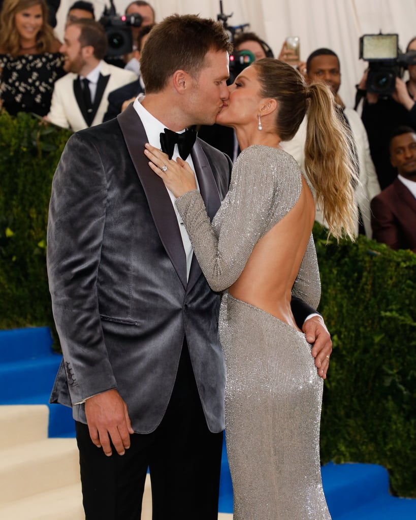 Tom Brady and Gisele Bündchen are coming up on their ninth wedding anniversary on Feb. 26, and the couple is just as in love as ever! If you need proof, just take a look at the power duo's over-the-top PDA. Between their hot makeout sessions on the beach and their sweet moments on the field after the Super Bowl, it's clear they aren't afraid to flaunt their love. Keep reading to see photos of Tom and Gisele in all their envy-inducing glory!      Related:                                                                                                           Gisele Bündchen and Tom Brady's Hands-Down Cutest Family Moments