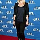 Sophisticated and cool at the Anti-Defamation League Entertainment Industry Awards in October 2011.
