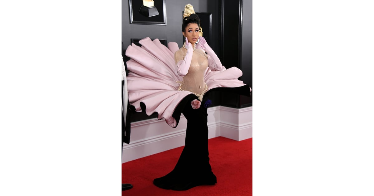 Grammys 2019 Australia: Cardi B At The 2019 Grammy Awards