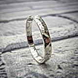 Sterling Silver Wedding Band ($54)