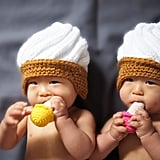 Ice Cream Cone Hats