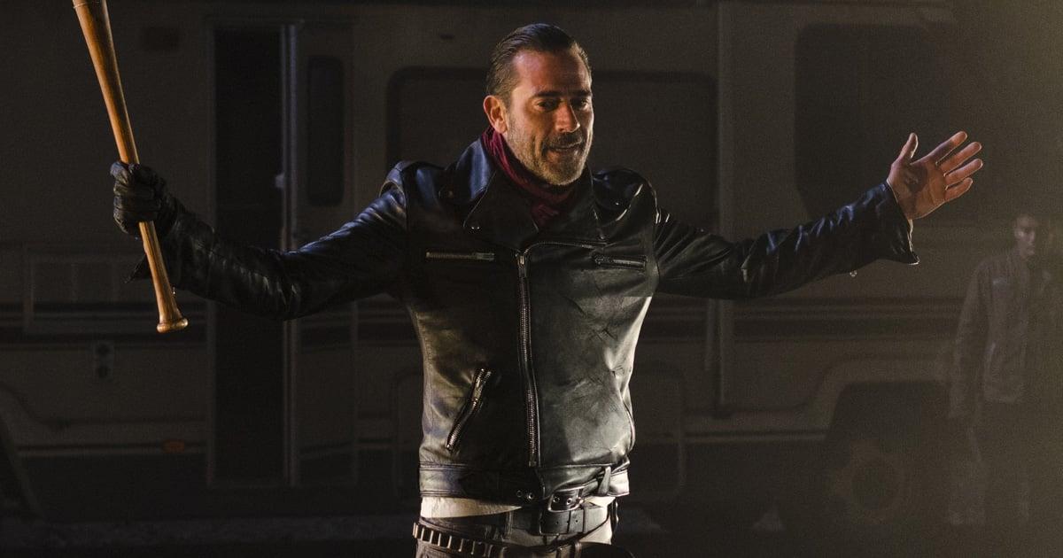 What Happens To Negan In The Walking Dead Comics Popsugar