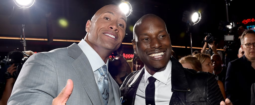 Tyrese Confirms His Feud With Dwayne Johnson Is Over