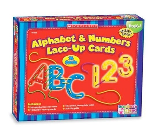Lace-Up Cards