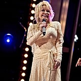 Dolly Parton at the 2019 CMA Awards