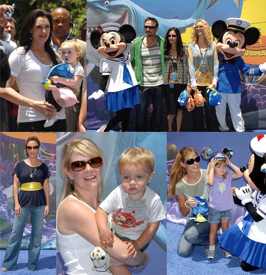 Finding Nemo at Disneyland Brings Out the Celebs