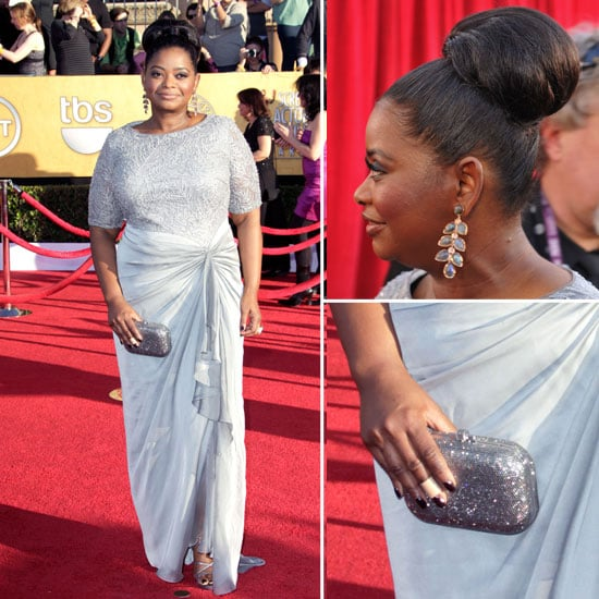 Octavia Spencer at the SAG Awards 2012