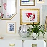 Hang a Set of Baroque Frames